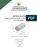 Exercicios Propostos Condensadores-evaporadores Prof. Van Raph