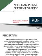 -D3 PATIENT SAFETY