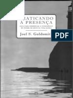 Praticando a Presença - Joel Goldsmith.pdf · versão 1.pdf