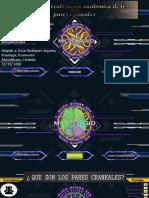 Función y Localización Anatómica de Los Pares Craneales