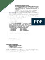 resumen de Derecho Internacional Privado. Catedra Najurieta-Oud