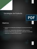 9-Estrategias de Producto