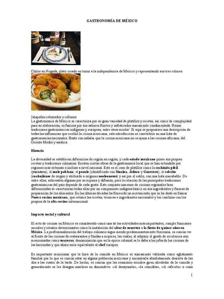 Tecnicas culinarias iii for Tecnicas gastronomicas pdf