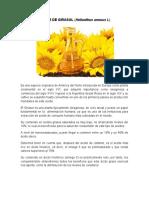 ACEITE DE GIRASOL Y MANIComplto