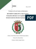 LACTANCIA MATERNA PUERPERIO TARDIO