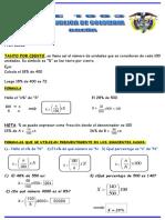 Fundamentos de La Teoria de Tanto Por Ciento y Porcentajes TP51 Ccesa007