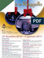 Natale 2010 a Reggello (FI)