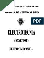 Electrotecnia II - Magnetismo