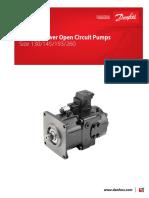danfuss pump