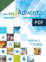 Magazine Published from Adventz Group | Tribhuvan Darbari