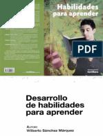 Habilidades para aprender (1 Ed, 2008)