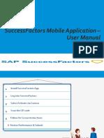 SF_Mobile- User Guide