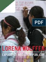 Lorena Wolffer , Expuestas