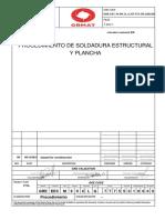 3831-PC-EM-03 PROCEDIMIENTO SOLDADURA ESTRUCTURAL Y PLANCHA REV.0.doc.pdf