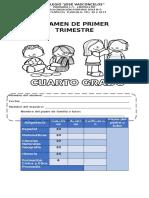 EXAMEN DE PRIMER TRIMESTRE CUARTO (1)
