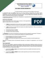 TALLLER DEL ENSAYO ARGUMENTATIVOguia-de-trabajo-discurso-argumentativo (1)