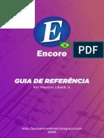 Guia de Referência do Encore 5 - 2020