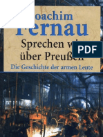 Joachim Fernau_Sprechen Wir Ueber Preussen