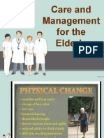 Elderly Care and Management
