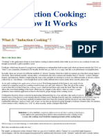 Induction Cooking How it Works