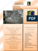 BOLETIN  ADMINISTRACIÓN DEPORTIVA1