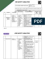 Job Safety Analysis - Cone Erection.docx