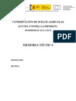 29827-Conservación de suelos agrícolas (lucha contra la erosión)