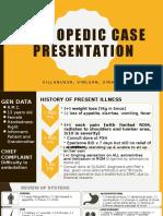 ORTHO-CASE-PRES-POTTS-DSE