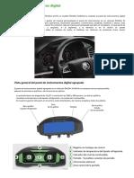 Skoda Karoq - Panel de Instrumentos Digital (Virtual CockPit)