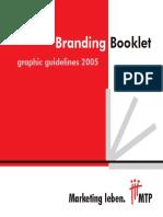 Branding Booklet 2005 Für Internet