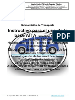 Instructivo para el uso de la base AITA