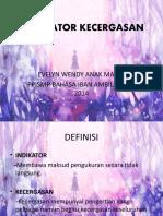INDIKATOR KECERGASAN