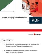 2° PPT INACAP 2020_Apoyo Psicopedagógico
