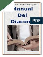 manual de diaconos