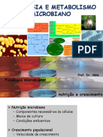 2   Fisiologia e metabolismo de microrganismos