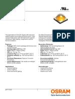 OSLON Square, GW CSSRM2.PM Datasheet