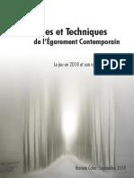 Pratiques et Techniques de l'Égarement Contemporain - Romain CABA