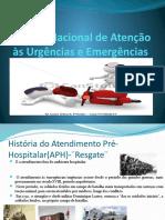Politica Nacional de Atencao as Urgencias e Emergencias AULA.pptx