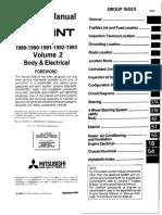 Mitsubishi Galant 1989-1993 Service Manual 2.pdf