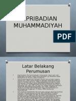 Kepribadian_Muhammadiyah.ppt