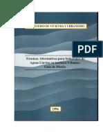 Tecnicas Alternativas para Soluciones de Aguas Llvuias en Sectores Urbanos. Guia de Diseno.pdf
