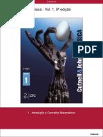Física - Vol. 1, 9ª edição Capítulo 1