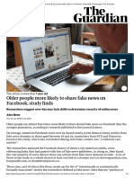 Older people more likely to share fake news on Facebook, study finds _ Technology _ The Guardian (espanhamento fake news)