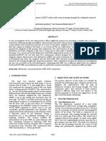 Correlation between flat dilatometer (DMT) index with insitu bearing strength for subgrade material