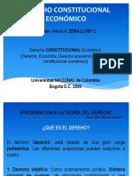 1. Zeballosf-Cuathin, Adrian. Formulaciones generales del Derecho Const. Económico
