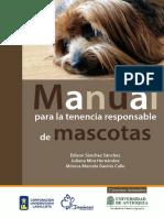 Manual mascotas