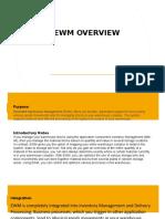 SAP EWM OVERVIEW.pptx