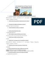 GUIA DE ESTUDIO PRIMER PARCIAL