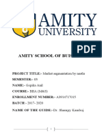 Non teaching credit course, Amity Univaersity Noida