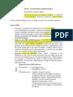 Fisioterapia Respiratória VMNI e VMI